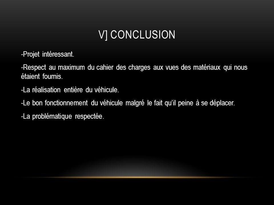 V] Conclusion